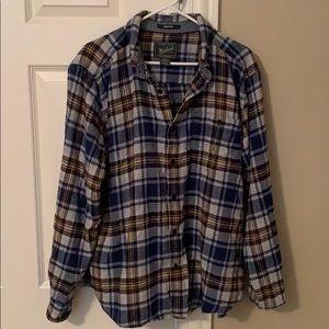 Woolrich Mens XL flannel